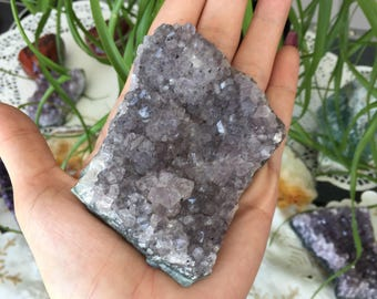 Amethyst Crystal, Gift for Her, Anxiety Relief, Natural Healing Crystals and Stones