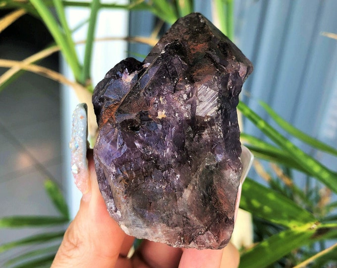 Large Super Seven Crystal Stone