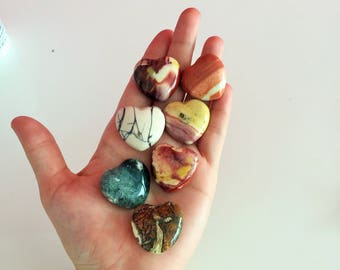 Healing Crystals and Stones by ChakraHealingShop on Etsy