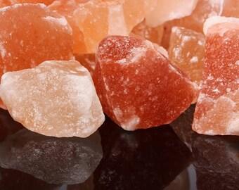 10 Large Himalayan Salt Rock / Bulk Pink Salt Rocks