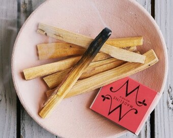 "Palo Santo ""Holy Wood"" Incense Sticks"