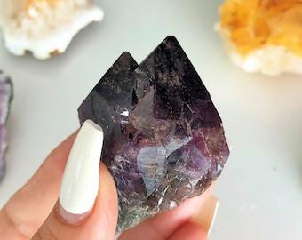 Super Seven Crystal Soulmate Stone