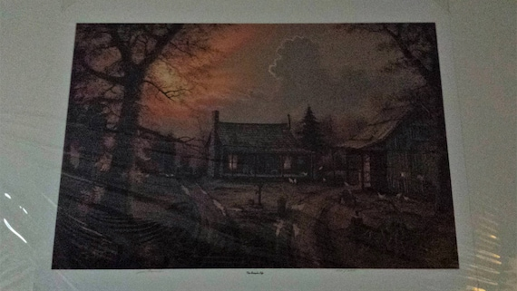 Jesse Barnes The Simple Life 1989 Signed And Etsy