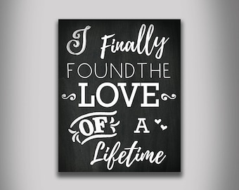 Love Of A Lifetime Etsy