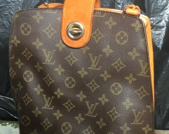0786bef8a7ed12 Vintage Louis Vuitton Cluny Tasche
