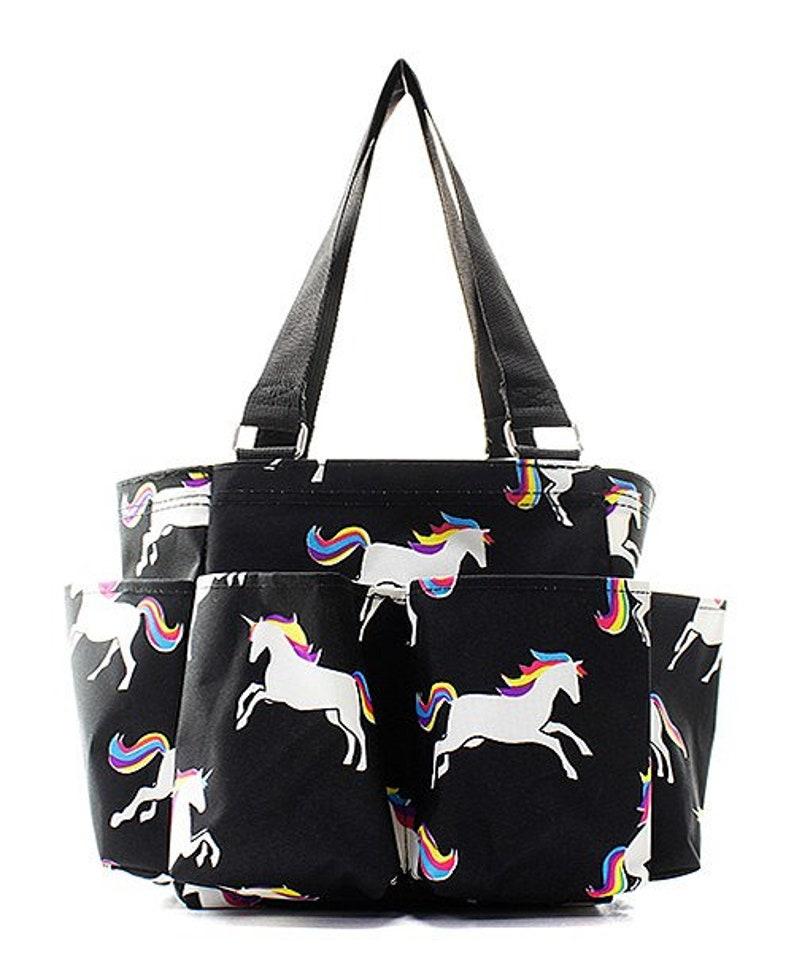 Grooming Tote/Caddy Bag Horse/Dog  Unicorn  image 0