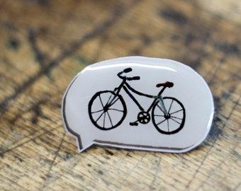 Badge Team Bicycle   Pin Bicycle   Balloon