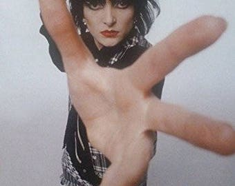 Siouxsie Sioux, London, 1979 - Laminated Mini Poster