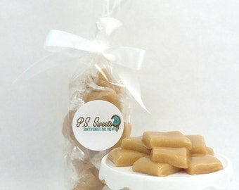 Maple Caramels - All Natural - Candy