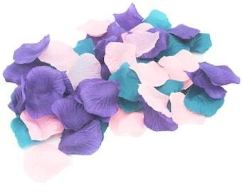 Pink lavender teal | Etsy