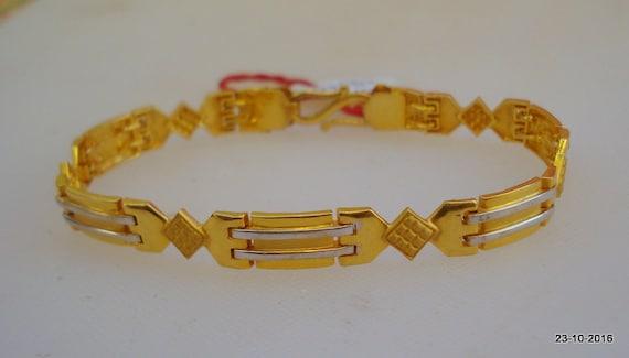 Traditional design 22kt gold Bracelet cuff bracele