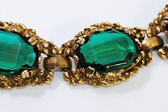 Incredible Vintage Rhinestone Bracelet