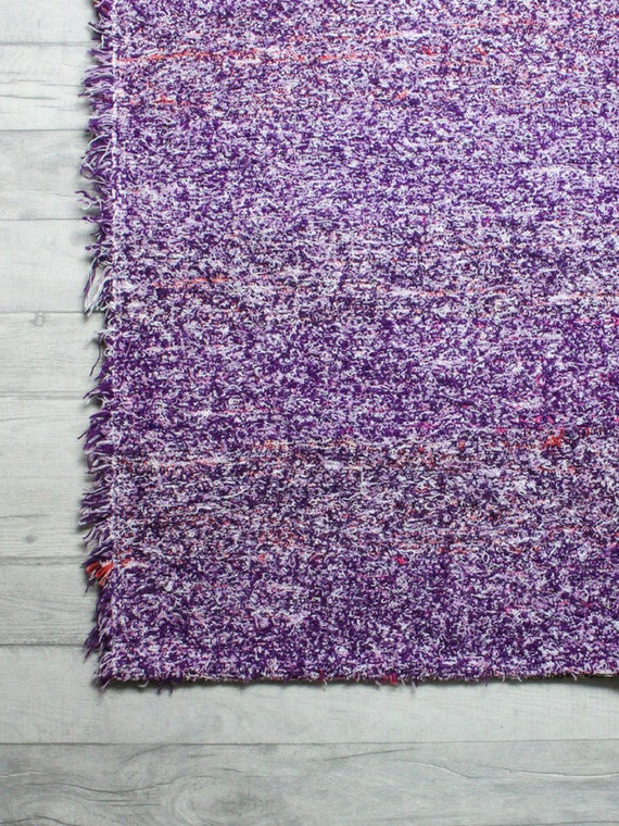Purple Rug Area Rug Room For Teen Girls Kids Room Decor
