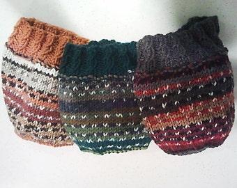 FAUX Fair Isle Hat Pattern