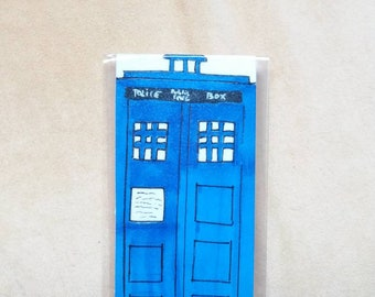 Doctor who marque pages / doctor who bookmark
