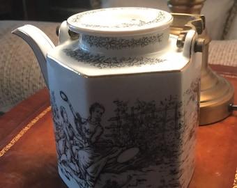 Teapot - Sigma Tastesetter Toile