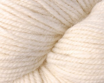 Berroco Ultra Alpaca 6201 Winter White 8.50 +1.50ea to Ship 3-ply Superfine Alpaca, Peruvian Wool Yarn - Soft, Light, Bit o'Halo. MSRP 12.00