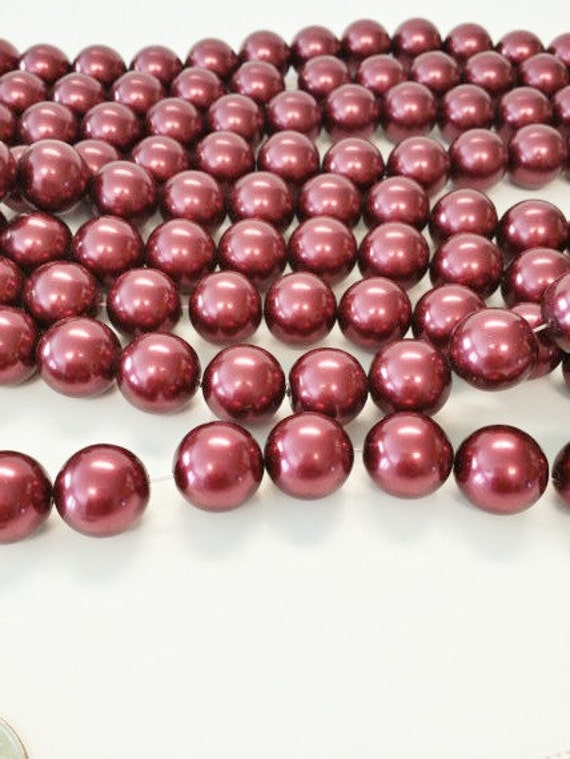 500 Shining Faceted Acrylic Beads Dark Purple UK Seller Free P//P