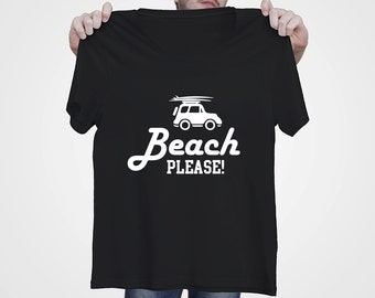 Beach Please - Beachwear, Men's T Shirt