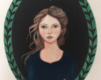 Elizabeth Bennet Print
