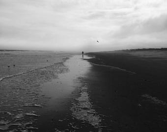 Empty Beaches // Long Beach Island, NJ