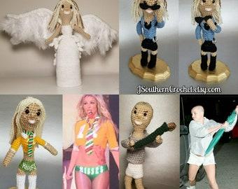Britney Spears Doll Etsy
