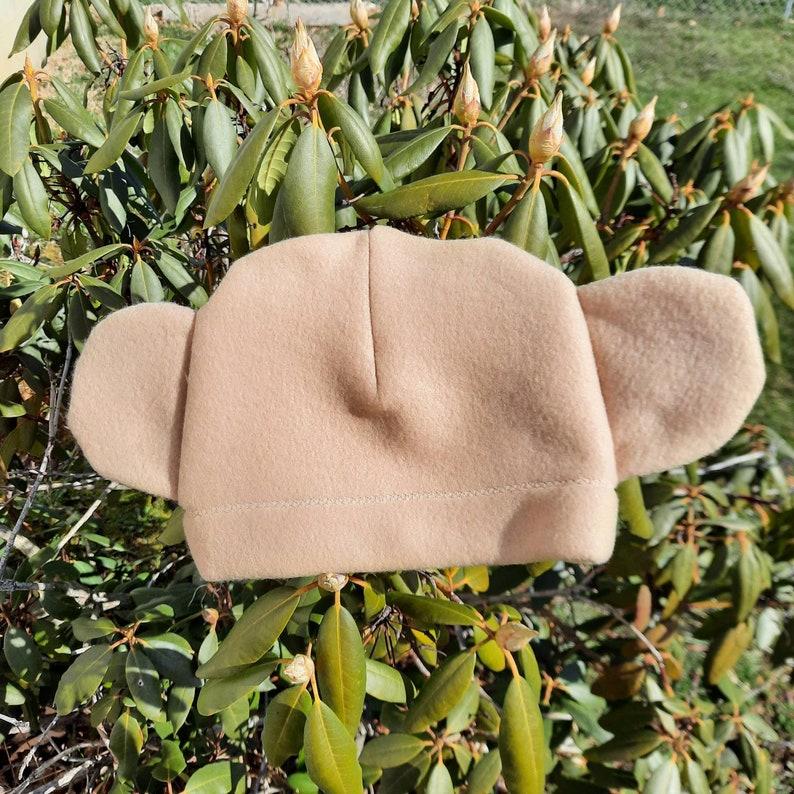 Baby Bear Fleece Hat
