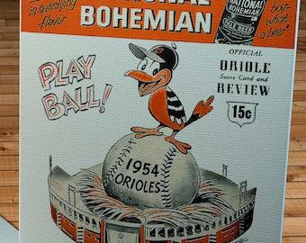 Vintage Baseball Wraps