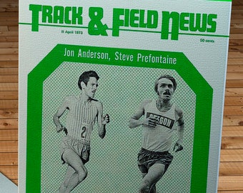 Vintage Track and Field