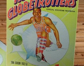 Vintage Basketball Wraps