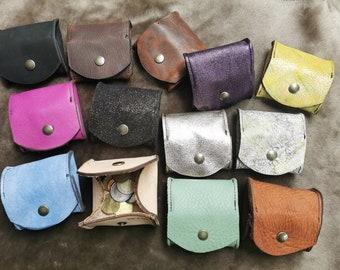 Case / wallet box - calfskin