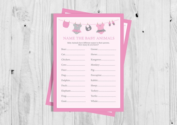 Personalised A6 Princess Baby Shower Who Knows Mummy Best Game Baby Shower Games Who Knows Mummy Best 20