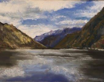 Norwegian Fjord Study