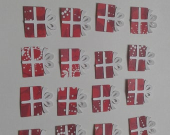 Christmas presents  set of 24