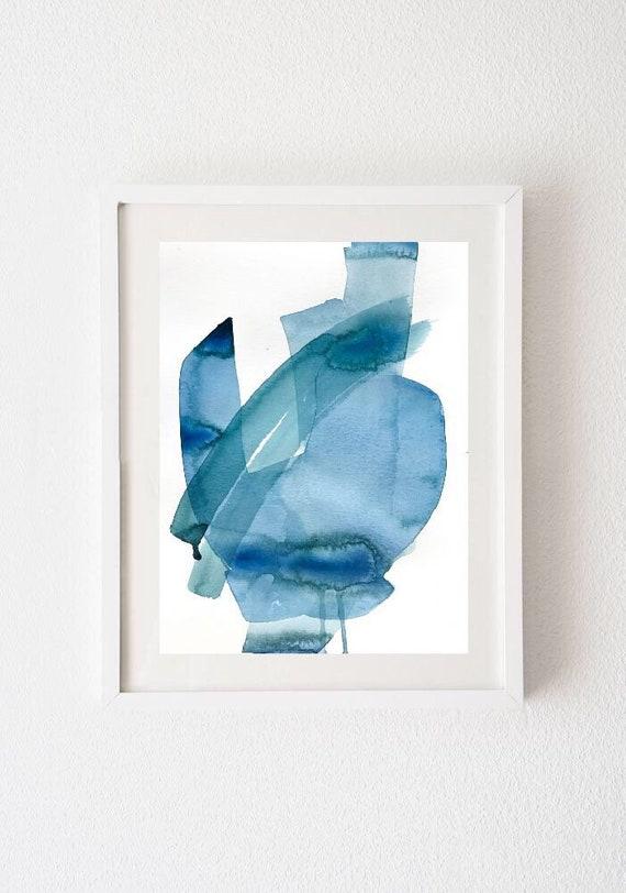 JET STREAM series -  original acrylic painting