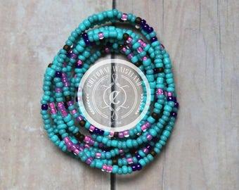 Waist Beads 123 | Body Jewelry Waist | Belly Chain | African Waist Beads | Body Jewelry | Beaded Belly Chain | Waist Chain | Waist Beads Set