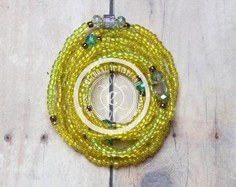 Waist Beads 203 | Body Jewelry Waist | Belly Chain | African Waist Beads | Body Jewelry | Beaded Belly Chain | Waist Chain | Waist Beads Set
