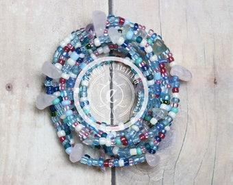 Waist Beads 197 | Body Jewelry Waist | Belly Chain | African Waist Beads | Body Jewelry | Beaded Belly Chain | Waist Chain | Waist Beads Set