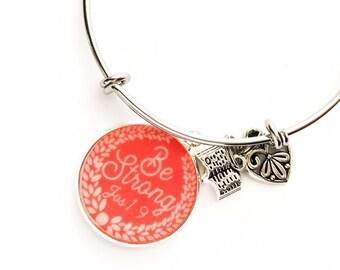 Be Strong Bracelet - JW JW.org Jewelry Best Friend