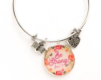 Be Strong Bracelet - JW JW.org Jewelry Assembly