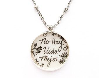 No Hay Vida Mejor Necklace | jw gifts | jw pioneer gifts