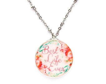 Best Life Ever Necklace | jw gifts | jw pioneer gifts