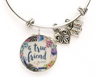A True Friend Bracelet - JW JW.org Jewelry Best Friend