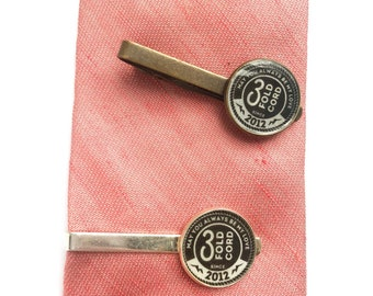 3 Fold Cord Tie Clip Brother