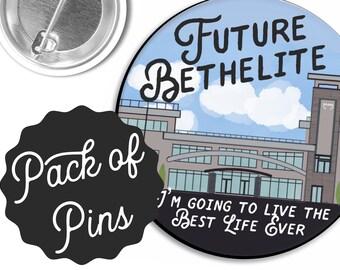 Future Bethelite Pins - JW Warwick Bethel Caleb and Sophia Kids Gifts JW.org