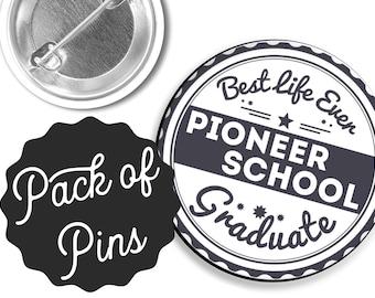 Pioneer School Gifts Graduate Pin Gift | JW JW.ORG