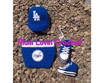 9cd93fcf80d LA Dodgers inspired outfit