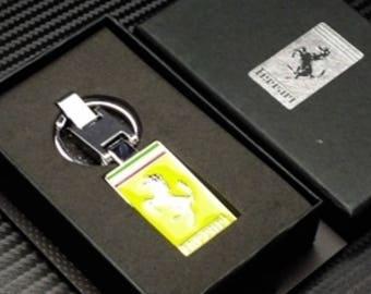 Ferrari keychain  a1c72b4aba