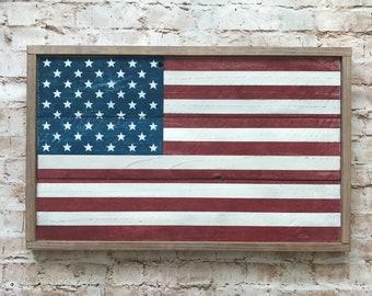10851f1069e Farmhouse Style American Flag