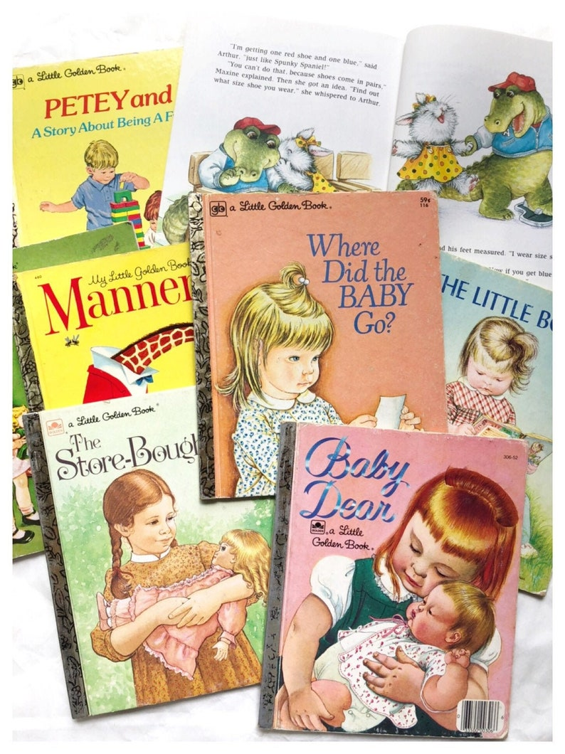 You Choose Little Golden Books Baby Dear Book So Big Little image 0